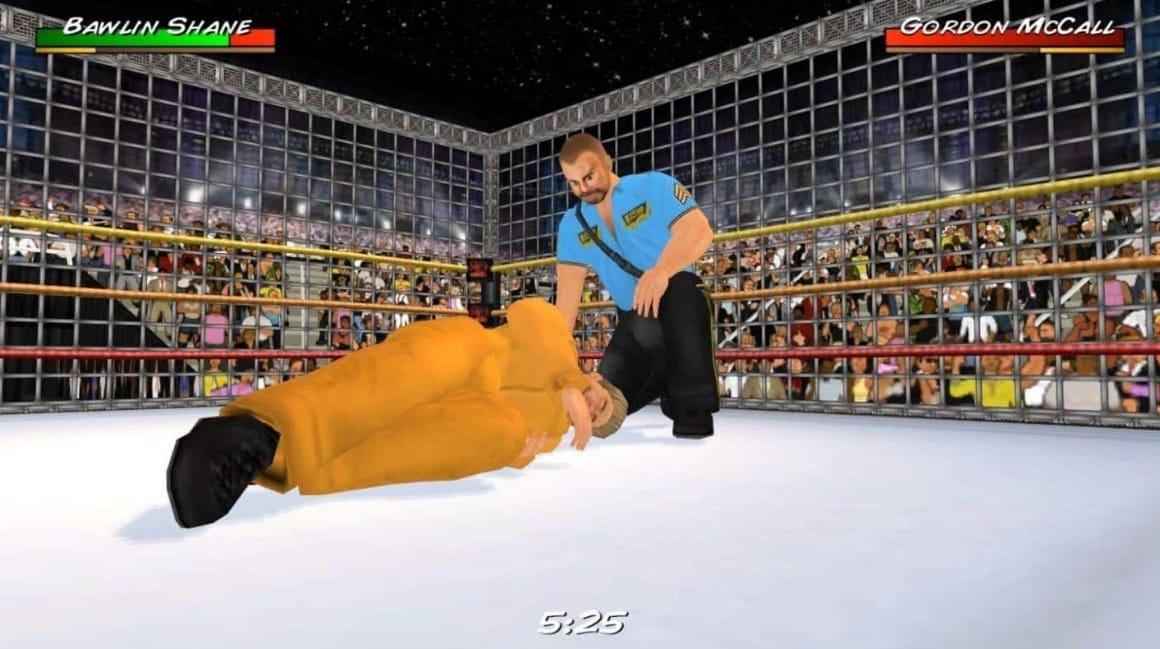Wrestling Revolution 3D Apk Mod 2