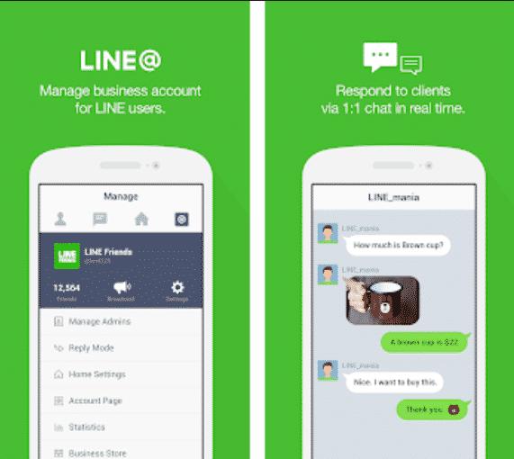 Line Mod Apk 4