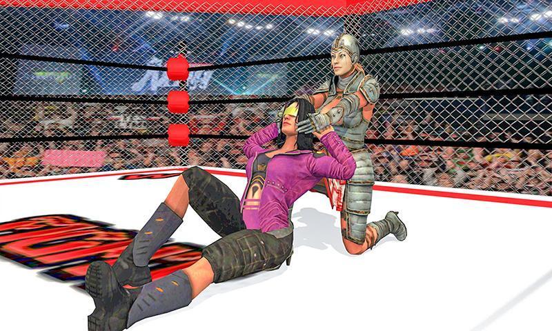 Wrestling Revolution 3D Apk Mod 4