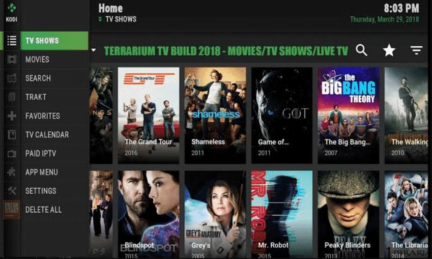 Terrarium TV Pro Apk 1