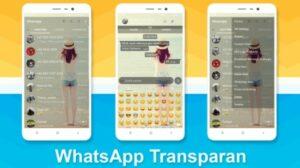 WhatsApp Transparan 1